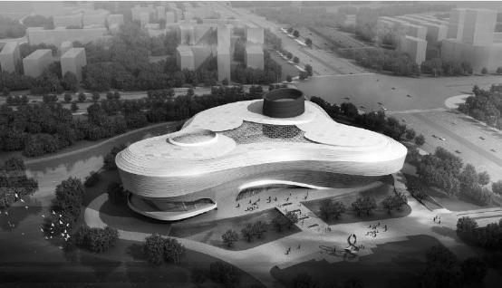 [安徽]大型科技文化中心给排水及消防施工图(地标建筑5个场馆)