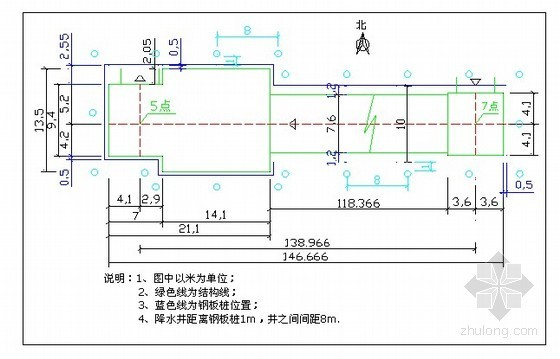 [北京]热电厂深基坑钢板桩支护施工方案(计算书)
