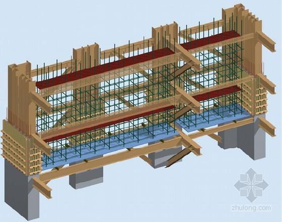 [北京]超高层核心筒整体提升钢平台模板施工方案