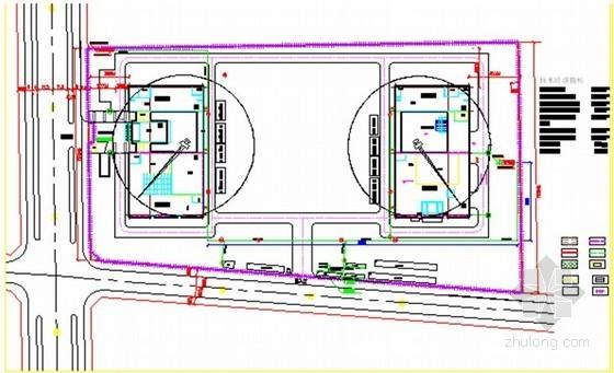 [吉林]创鲁班奖办公楼施工组织设计(土建、装修)