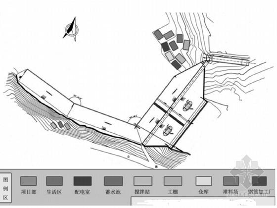 小二型水库除险加固工程施工组织设计