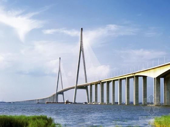 跨江双塔斜拉桥主桥深水基础施工组织设计(变径钻孔灌注桩 群桩基础)