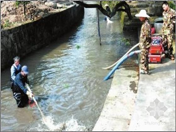河道清淤方案施工组织设计资料下载-[河北]河道清淤工程施工组织设计