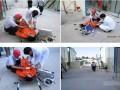 [深圳]住宅小区工程创建市级安全文明工地汇报材料(附图丰富 93页PPT)