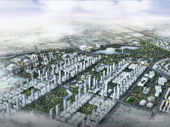 [安徽]科学城概念规划设计方案文本