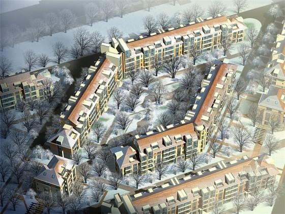 [安徽]城市新中心片区规划设计方案文本(含多个地块设计)