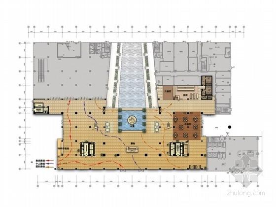 [苏州]工业园区档案管理中心室内装修设计方案