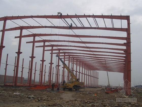 [天津]实验楼工程钢结构吊装施工方案