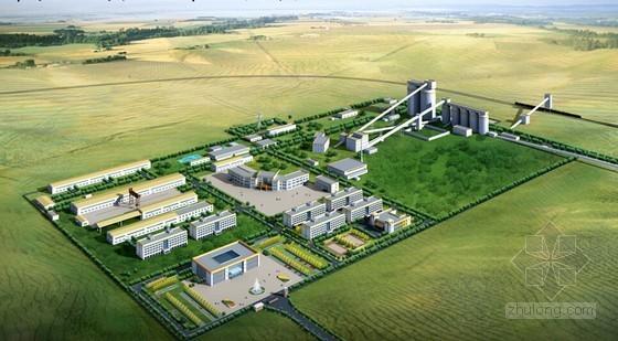[内蒙古]工业厂房工程高支模工程安全专项施工方案(70页 附平面图)