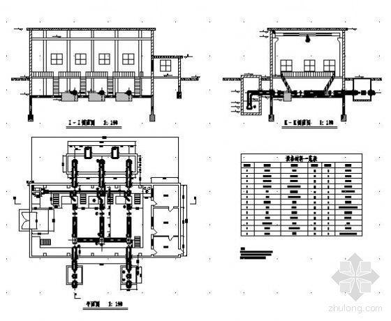 某二泵站课程设计