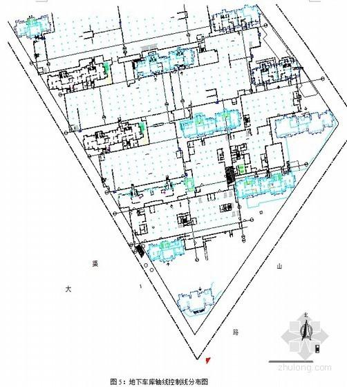 [江苏]高层住宅项目测量施工方案