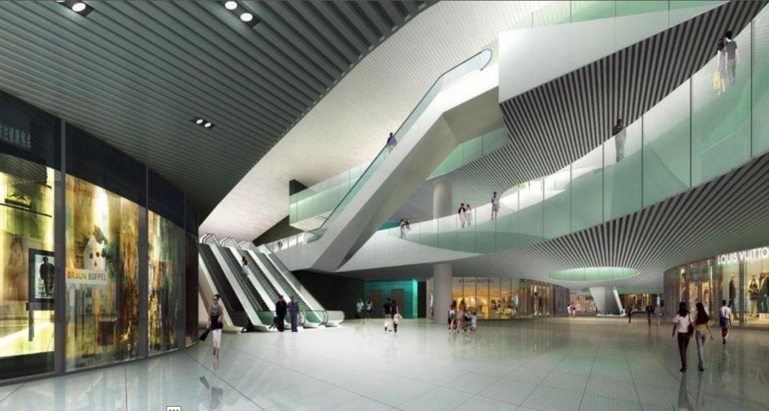 漫谈金属屋面的建筑设计应用(1)——广州新白云国际机场航站楼_33