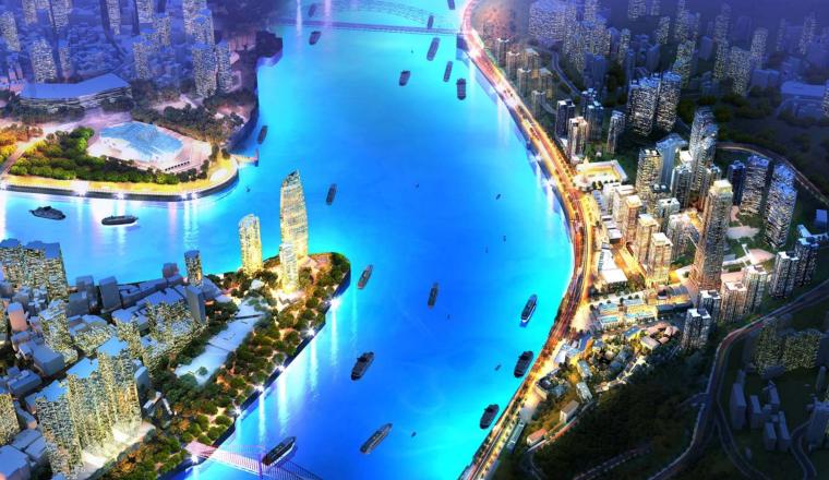 [重庆]滨江码头建设城市规划设计方案文本(117页PPT)
