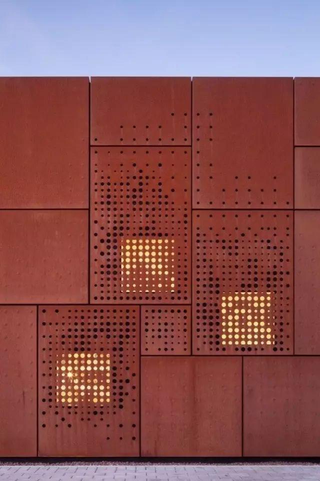 景观不锈钢/锈钢板/耐候板的应用!