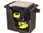 给水泵站的分类及工艺流程