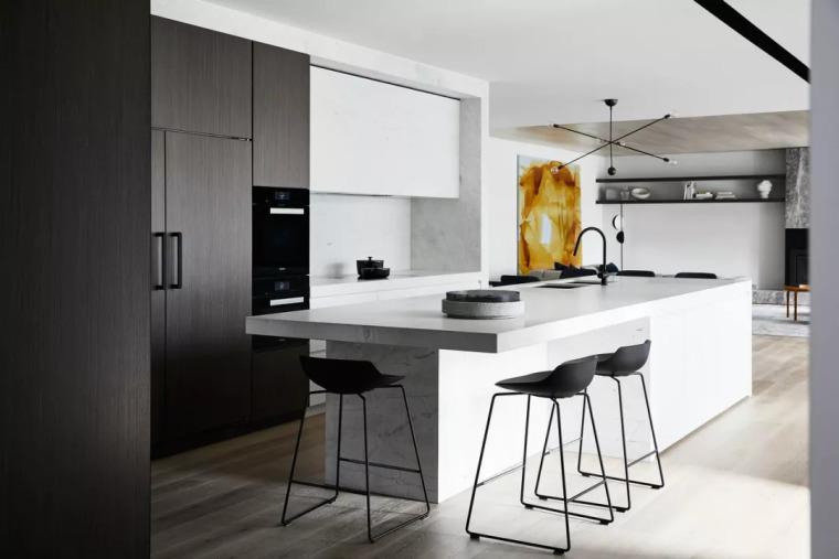 厨房比客厅还好看,让你爱上做饭!!_19