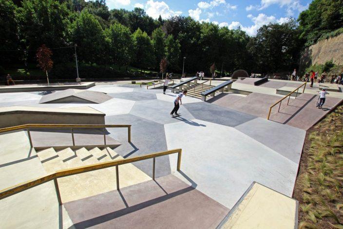 卢森堡滑板公园-14