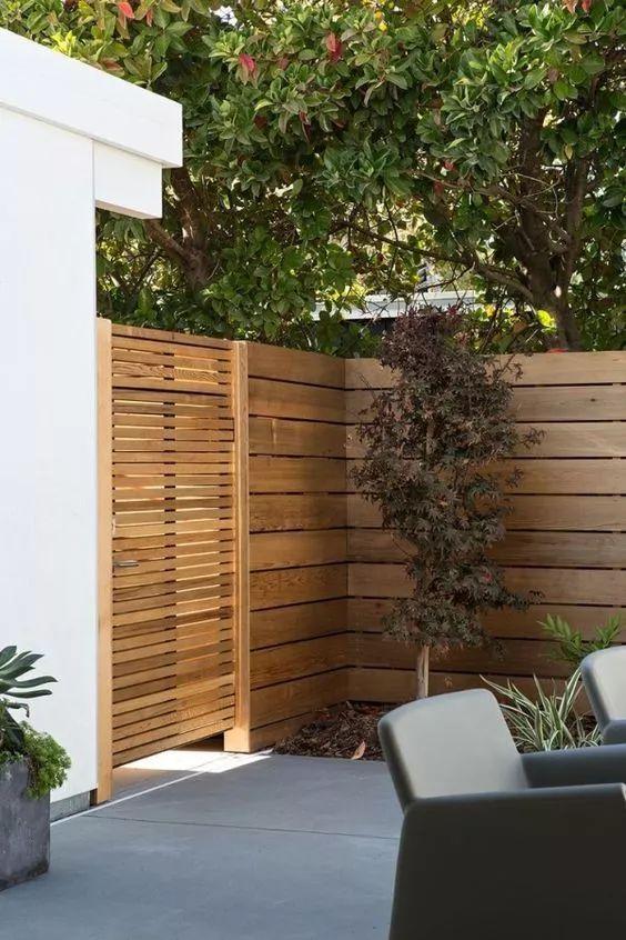 用心设计过的围墙,能让你家小院瞬间与众不同!_18