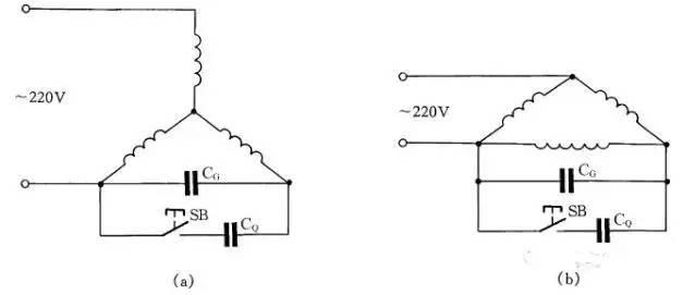 12种常用的电气设备接线图_16