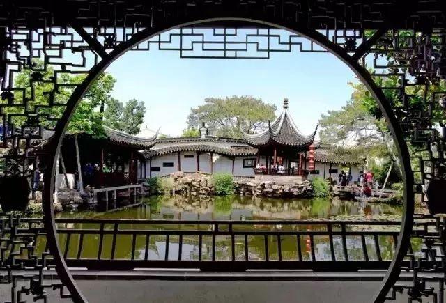 有一种建筑,叫中国古园林建筑系列之苏派园林建筑_4