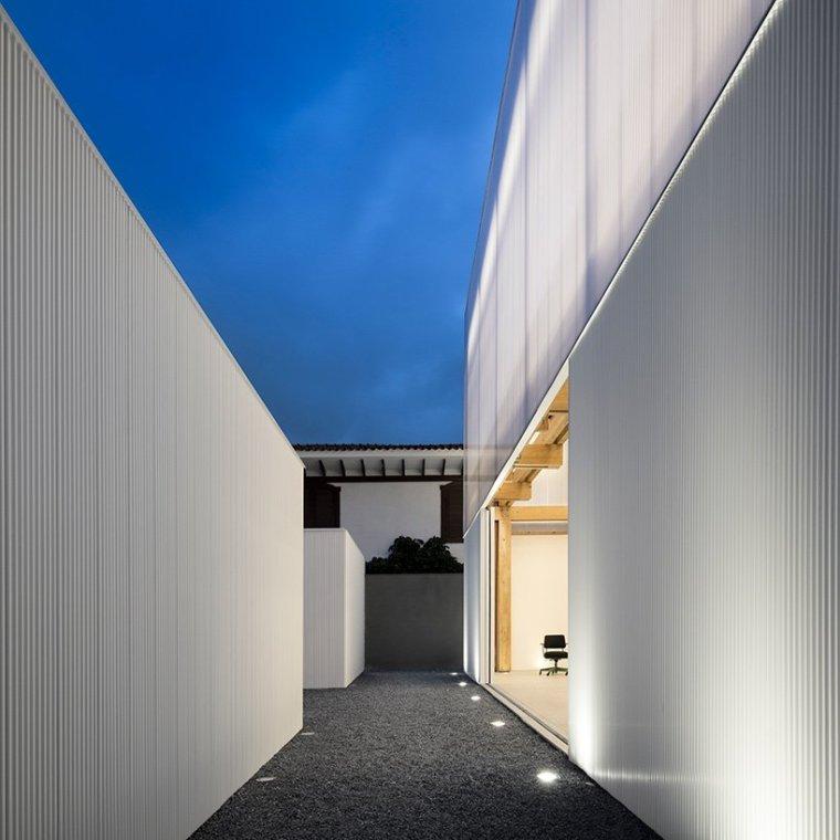 巴西木结构多功能展馆-4