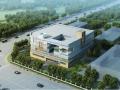 湖北省药业公司创新中心工程安全文明施工现场申报资料(楚天杯)