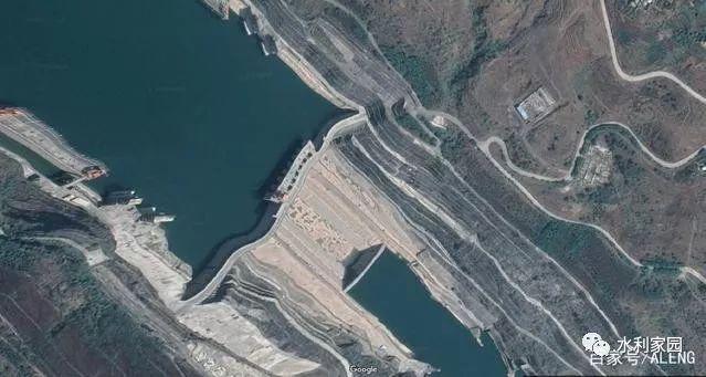 通过谷歌地球看世界10大水利枢纽,究竟那座水利枢纽才是最!
