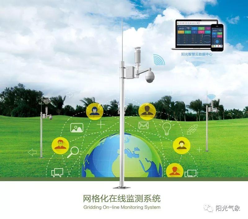 建筑工地噪声扬尘监测系统_1