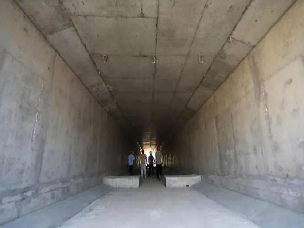 地铁U型槽专项施工方案资料免费下载