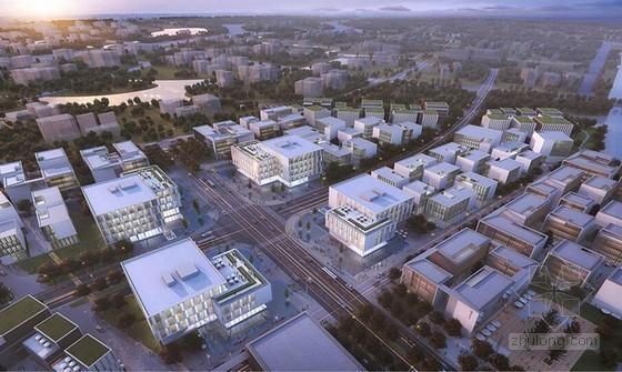 [上海]多层科研中心项目施工管理策划书