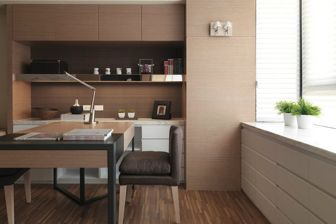 115平方米现代二房二厅客厅装修效果图