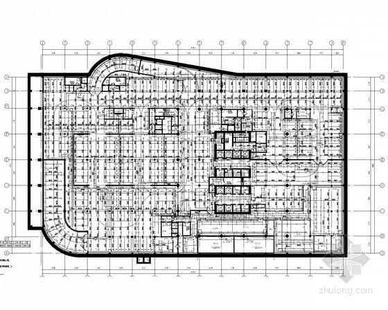 [湖北]知名93米综合办公楼给排水施工图(空调冷却塔补水 冷却循环 直饮水)