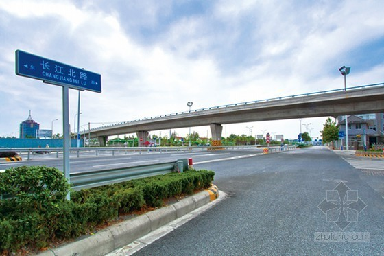 跨高速公路悬浇预应力连续箱梁桥保通施工方案(45页)