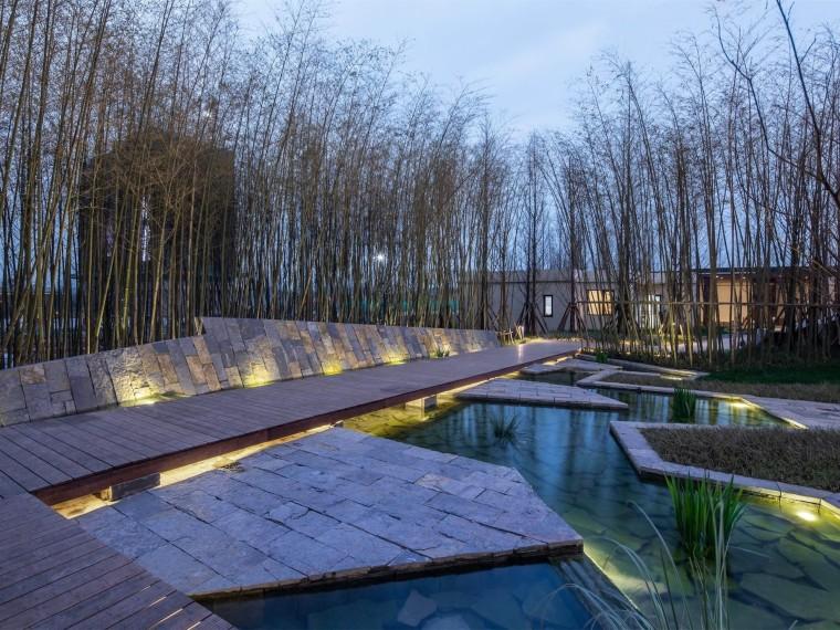 泸州世茂璀璨里程示范区景观