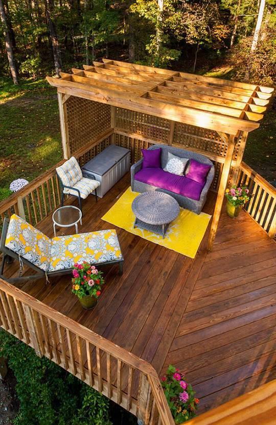 如果你家有个院子,请一定不要错过这些美出天外的设计_3