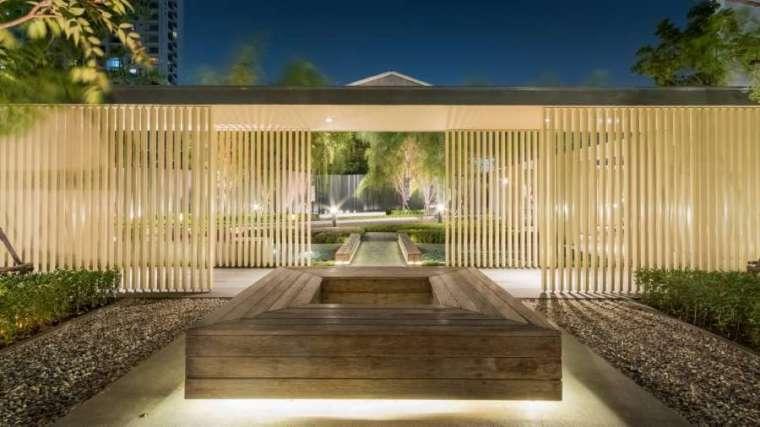 曼谷日本工艺与现代融合的Life住宅-7