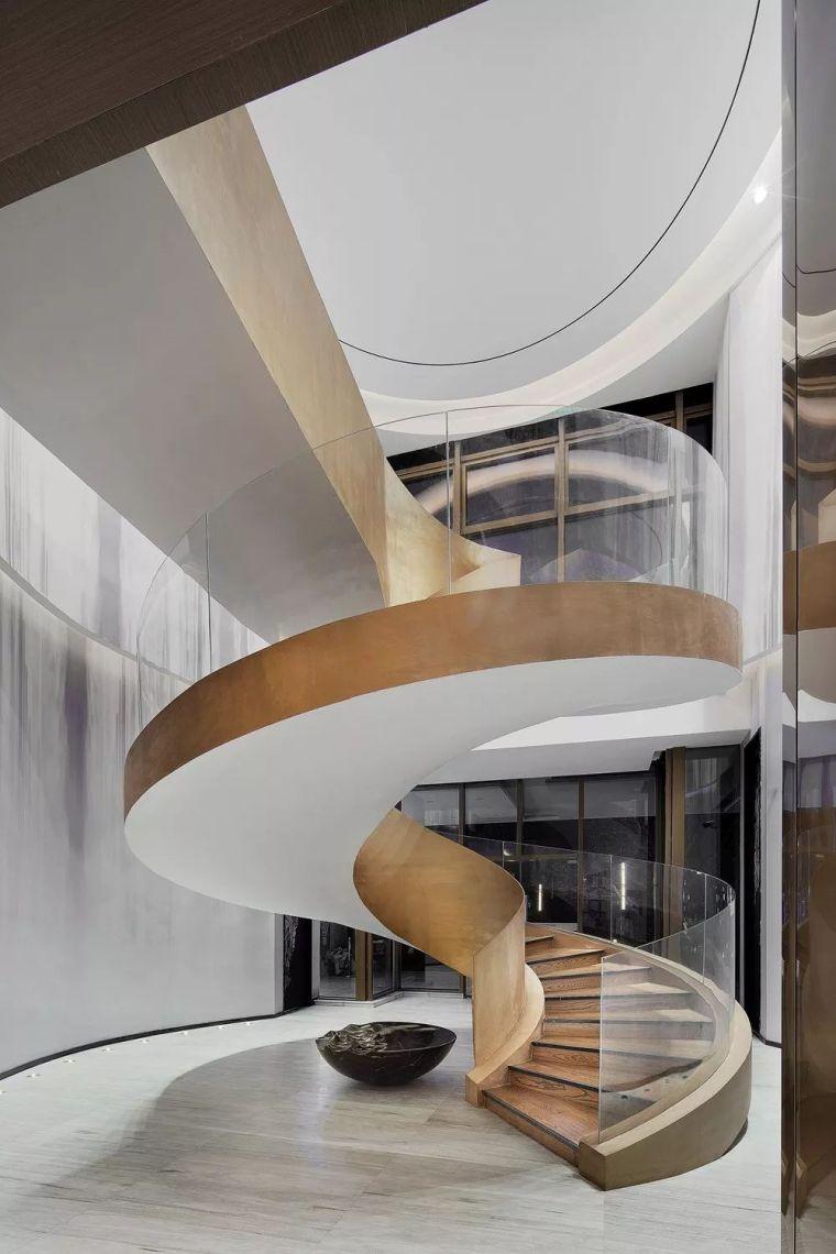 650平米依山而建销售中心设计,很惊艳!_10