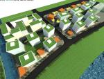 [绿地]高层商业及loft办公楼建筑设计方案文本