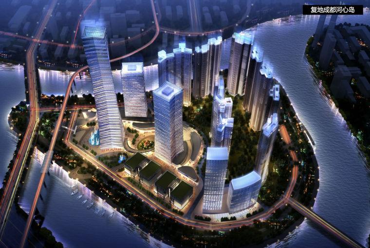 [湖南]长沙高层居住区建筑设计方案文本