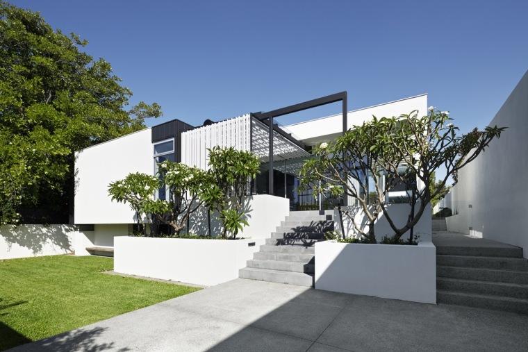 澳大利亚廊形住宅