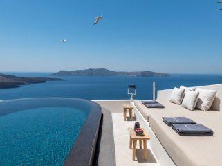 希腊波尔图菲拉套房酒店