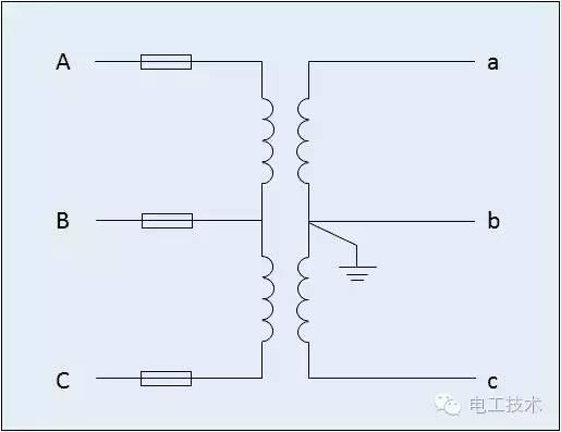 电能计量装置常用接线原理图+3D示意图