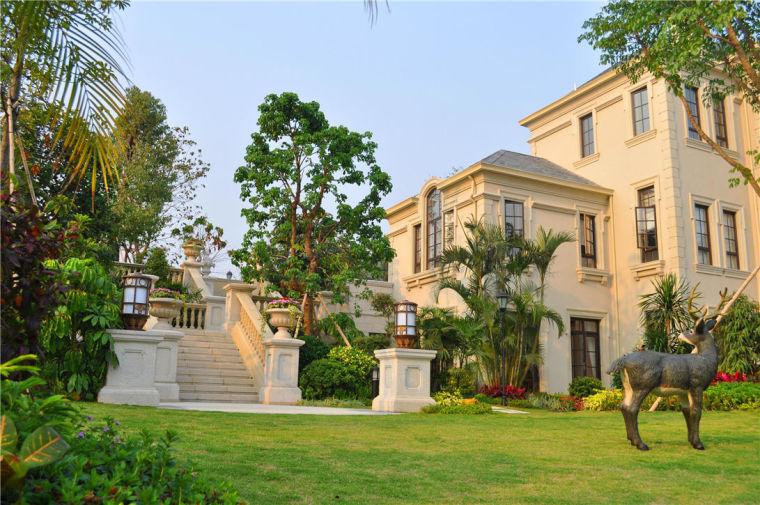 惠州公爵小镇住宅景观