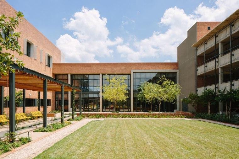 南非纳尔逊·曼德拉儿童医院
