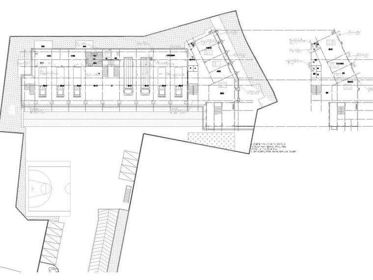 [重庆]多层文化建筑消防通风排烟系统设计施工图
