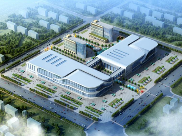 商品直营中心项目钢结构工程施工方案(67页)