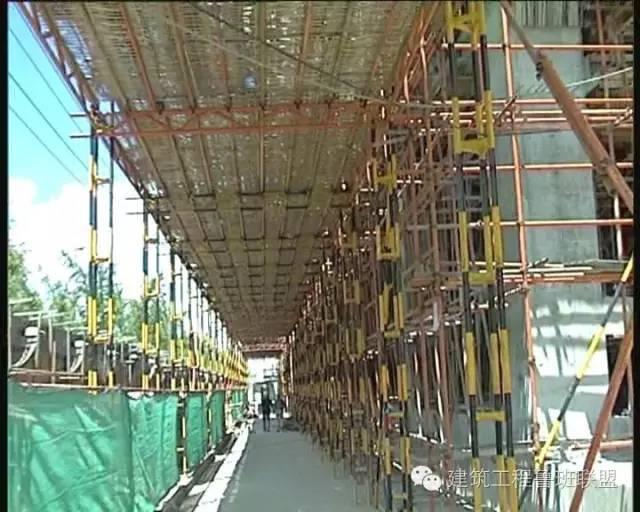 安全文明标准化工地的防护设施是如何做的?_18