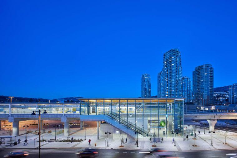 加拿大长青线车站-8