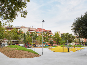西班牙Badalona公园