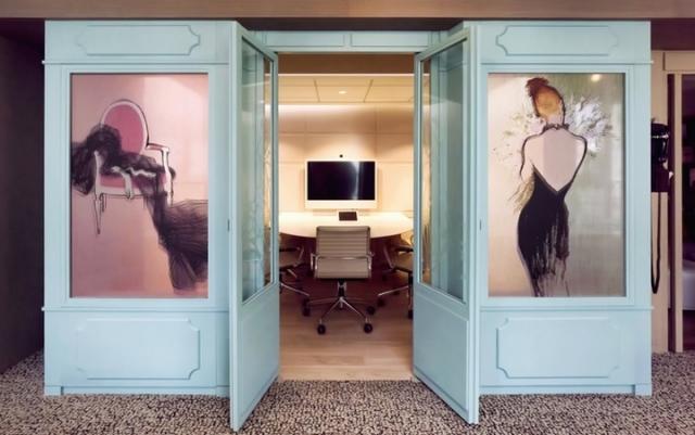为什么每个办公室装修的风格都不同? - 上海后街印象装潢设计 - 后街印象的博客